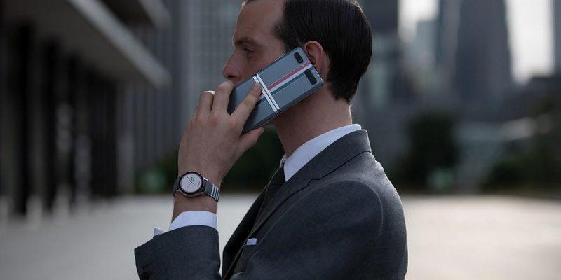 Samsung выпустит ограниченную серию смартфонов Galaxy Z Fold 2 Thom Browne (samsung galaxy z flip thom browne edition feature)