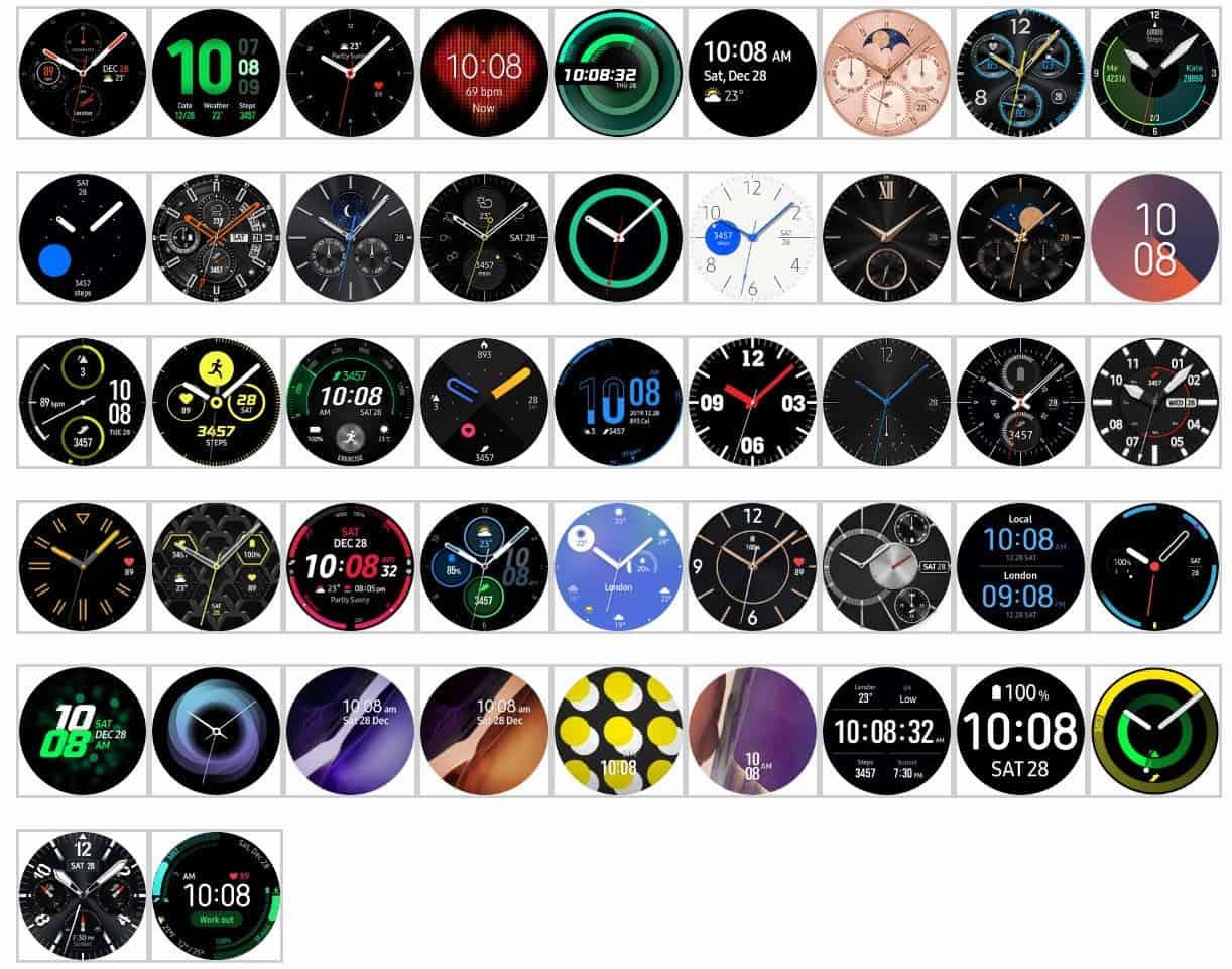 В приложении Galaxy Watch 3 Plugin нашли функции Samsung Galaxy Watch 3 (screenshot 1 2)