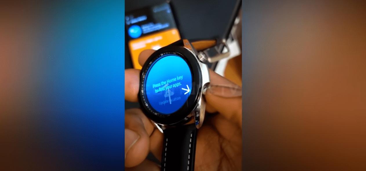 В сеть попал обзор Galaxy Watch 3 за полторы недели до анонса (snimok 3)