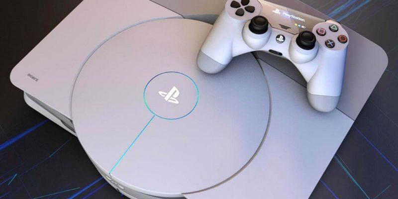 Вес приставки PlayStation 5 может составить около 5 килограммов (sony playstation 5 ps5 7)
