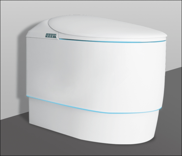 Xiaomi представила умный туалет Jenner XS (xiaomi jenner full automated toilet seat)