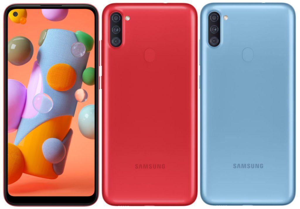 Samsung готовится выпустить бюджетный смартфон Galaxy A12 с 64 ГБ памяти ()
