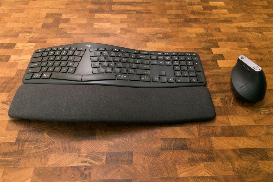 Logitech выпустила эргономичную изогнутую клавиатуру Ergo K860 (09 logitech ergo k860)