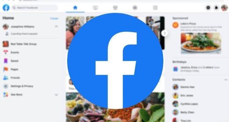 Классический вид Facebook отключат в сентябре (1 5)