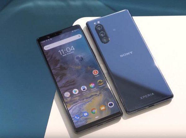 Смартфон Sony Xperia 5 II выйдет уже 17 сентября (2 1 1)