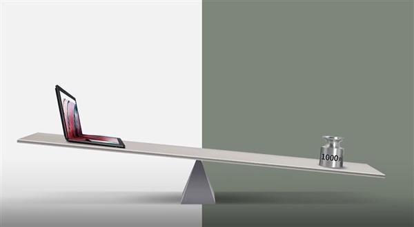 Lenovo создаёт ноутбук весом менее килограмма (20200820 133359 618)