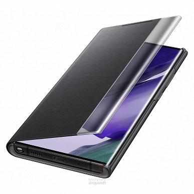 Вот как будут выглядеть чехлы для Samsung Galaxy Note20 (3)