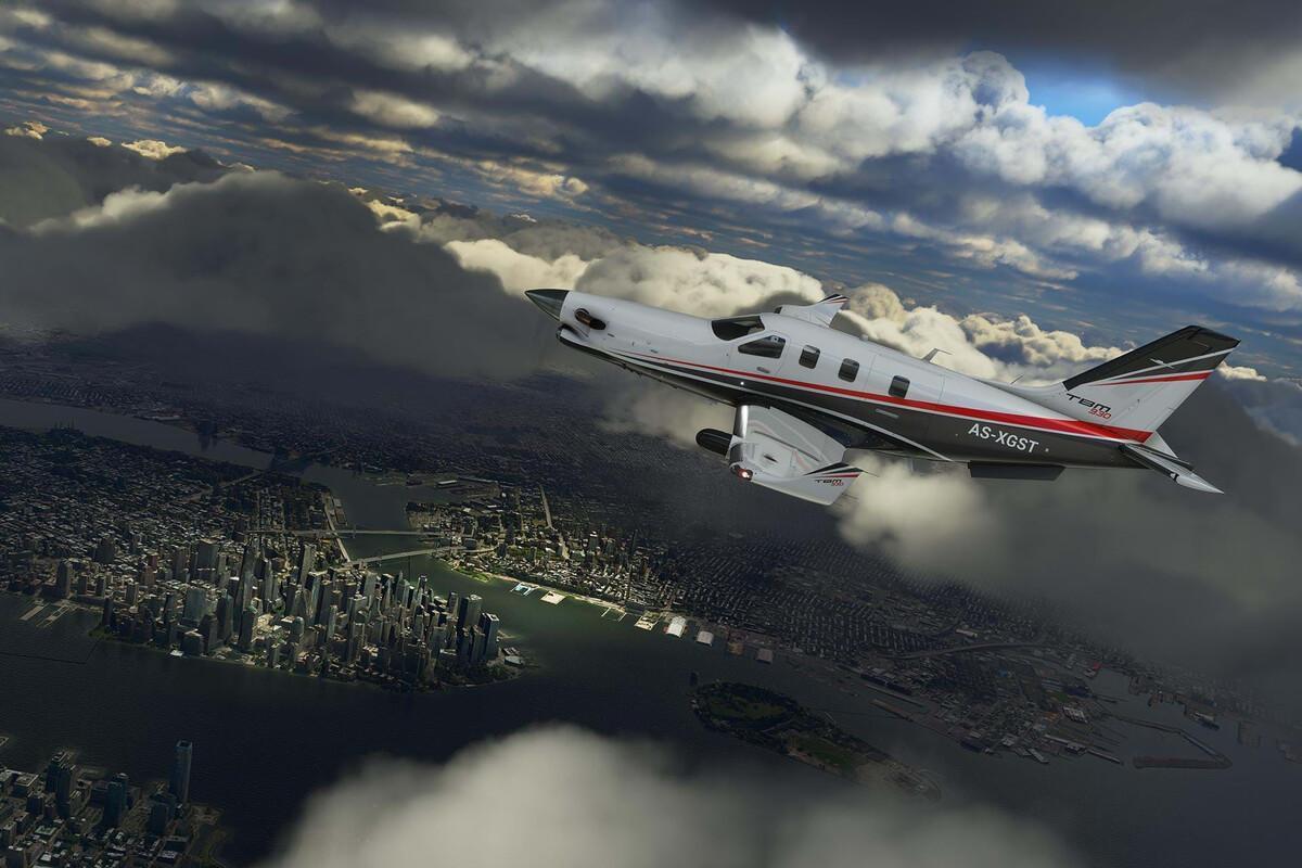 Microsoft выпустила видеоролик, посвящённый серии игр Microsoft Flight Simulator (326413)