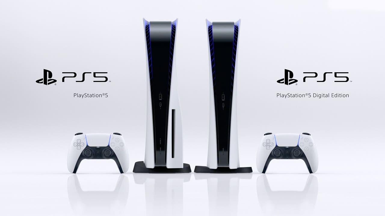 Sony открыла предзаказ на игровую консоль PlayStation 5 (3682237 ps5 dual)
