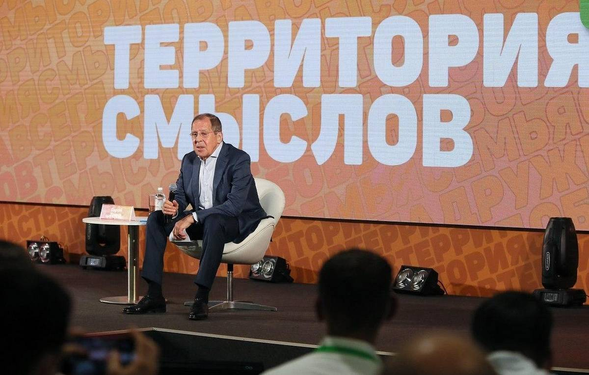 Сергей Лавров: Россия готова сотрудничать с Huawei в сфере освоения 5G (5714253)