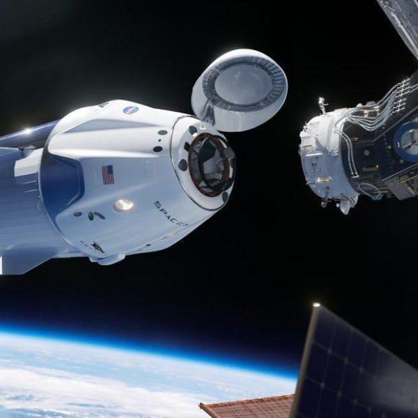 Прямая трансляция приземления капсулы SpaceX Crew Dragon (5c798c64262898699c79c134)