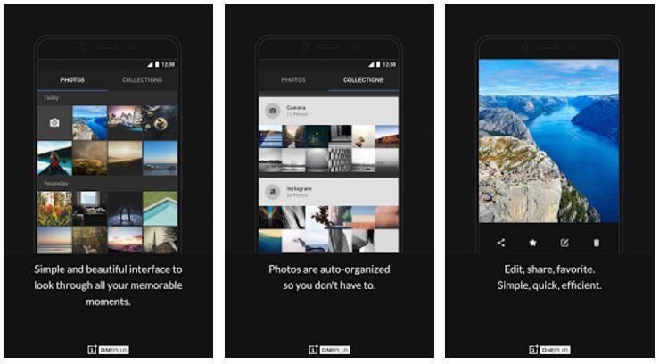 Пользователи OnePlus теперь могут редактировать видео 4K 60fps в приложении OnePlus Gallery (app galleria neplus aggiornamento)