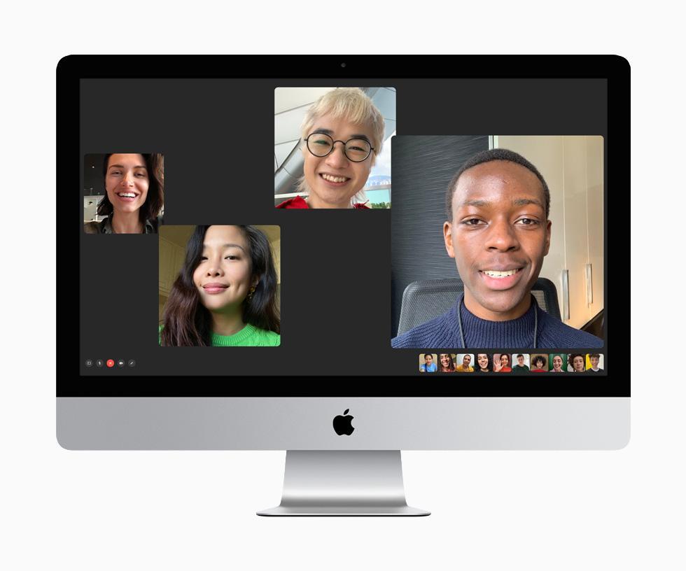 Apple обновила iMac 27 дюймов (apple imac macos facetime 08042020 big.jpg.large)