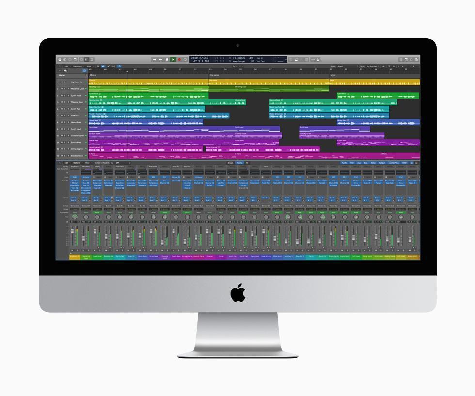 Apple обновила iMac 27 дюймов (apple imac macos logicpro 08042020 big.jpg.large)