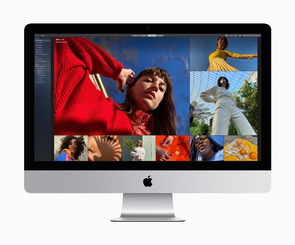 Apple обновила iMac 27 дюймов (apple imac macos photos days darkmode 08042020 big.jpg.large)