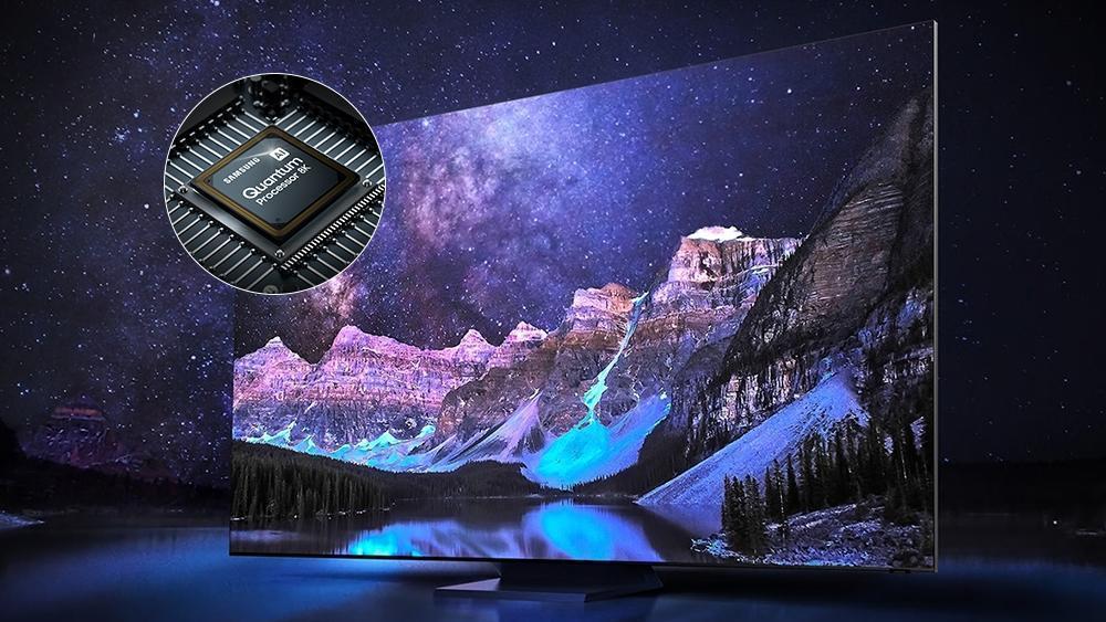 Секрет большого ТВ-экрана со сверхвысоким разрешением: процессор Quantum с технологией искусственного интеллекта (bigscreen 4 main1)