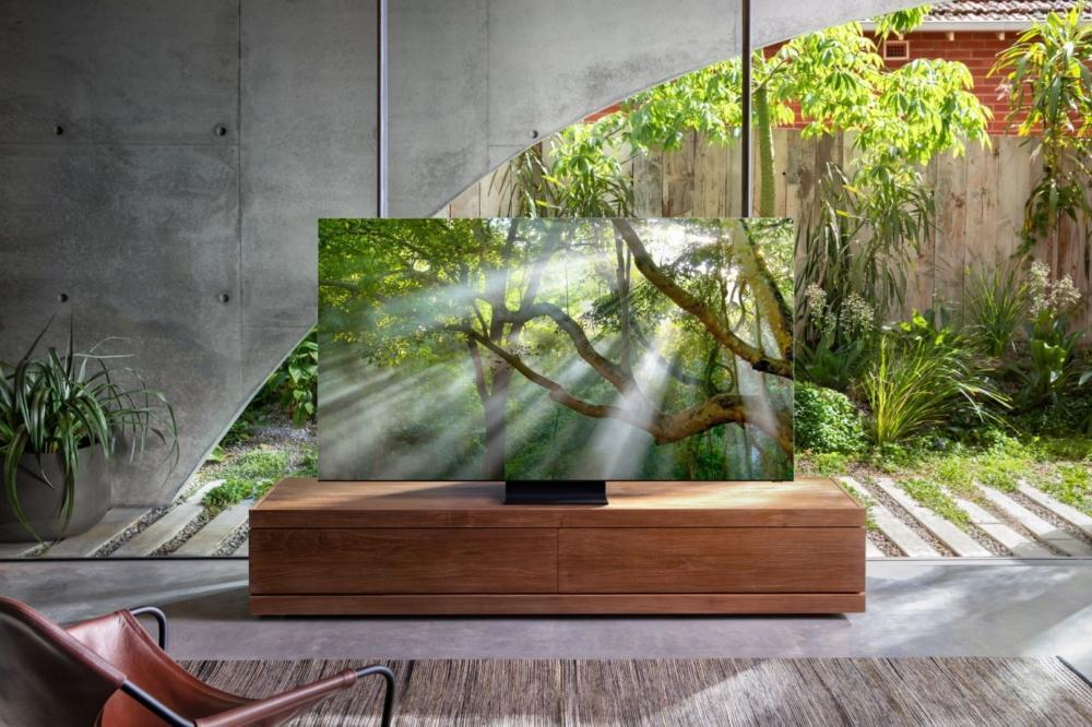 Секрет большого ТВ-экрана со сверхвысоким разрешением: процессор Quantum с технологией искусственного интеллекта (bigscreen 4 main4)