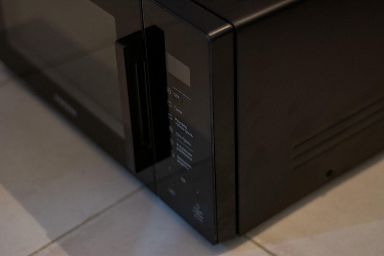 Обзор микроволновой печи Samsung MW5000T: красивая необходимость (dsc 8939)