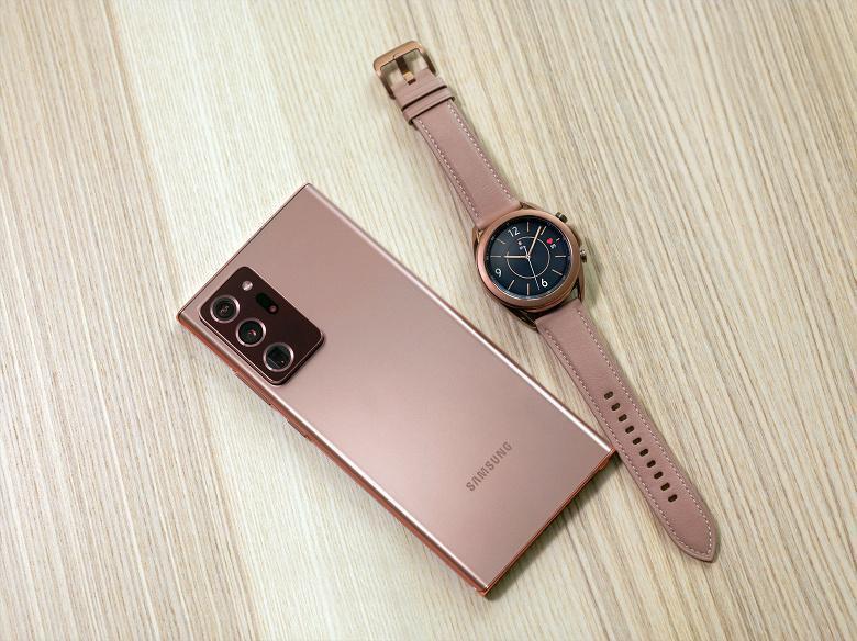 Samsung Galaxy Watch 3 позируют на живых фото прямо перед релизом (eenlcjawaair05w large)