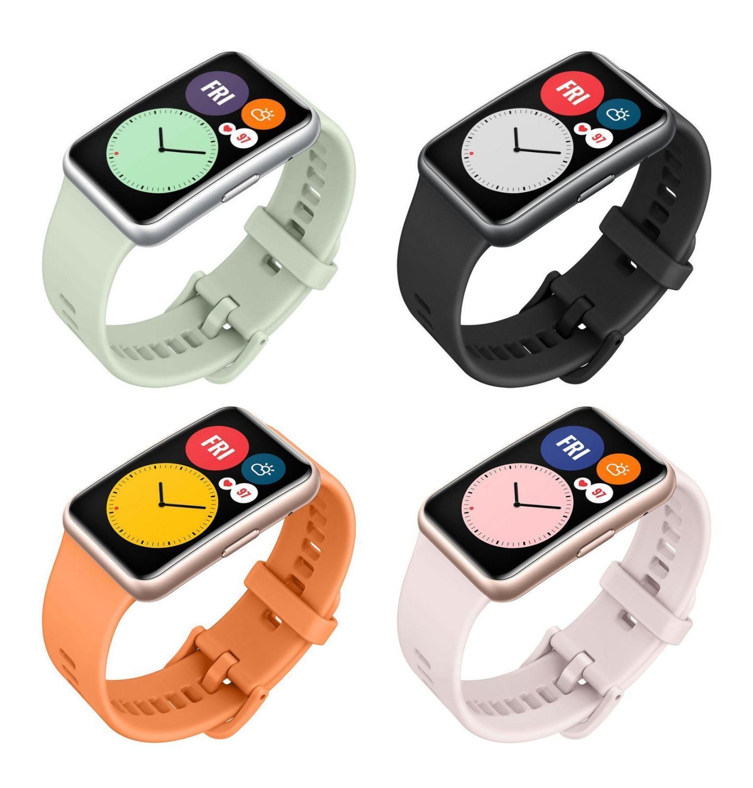 В сеть слили характеристики часов Huawei Watch Fit (efeoe9aumaaiqum large)