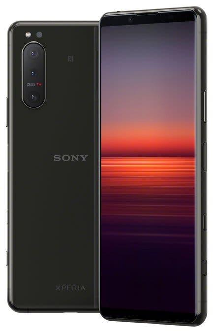 В сеть утекли фотографии смартфона Sony Xperia 5 II (egh6icrumaan0di)