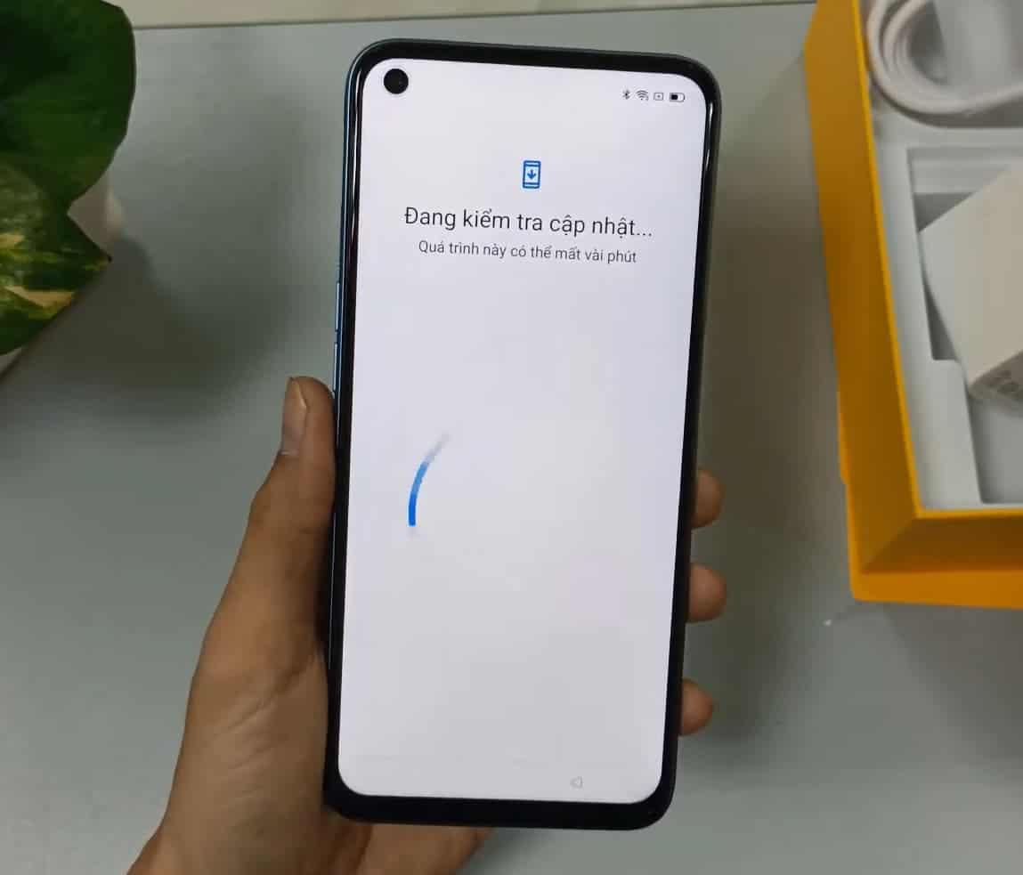 В сеть утекли подробные характеристики и изображения смартфона Realme 7 (egko koucaencdg)