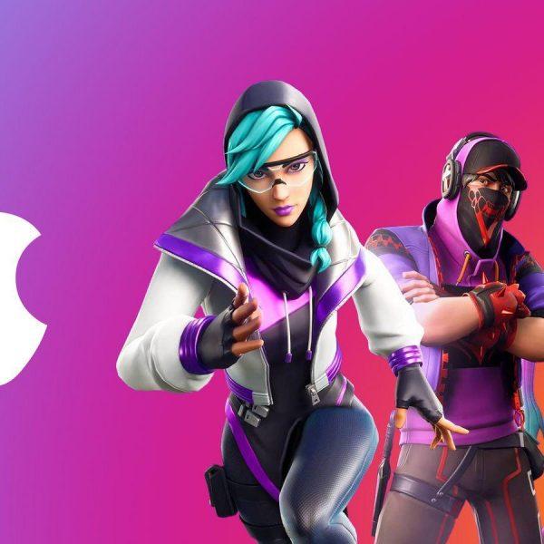 Компания Epic Games просит суд запретить Apple удалять Fortnite из магазина приложений (fortnite apple featured)