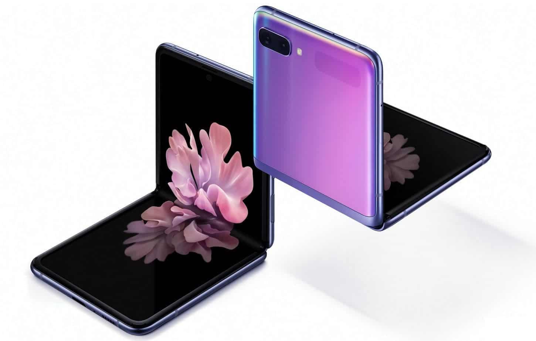 Samsung планирует выпустить бюджетный складной смартфон (galaxt z flip)