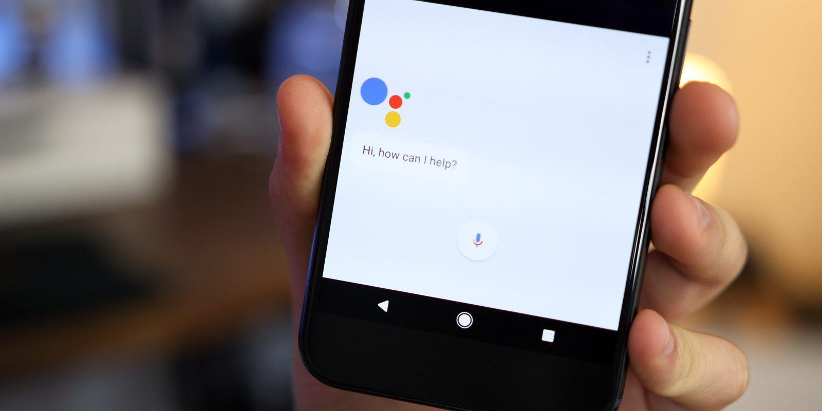 Google Assistant теперь позволяет пользователям отправлять аудиосообщения своим контактам (google assistant 02 large)