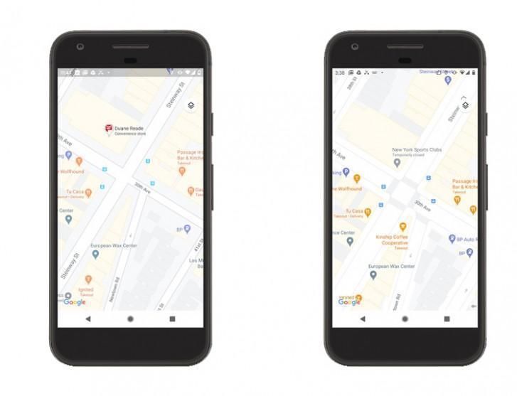 Google выпустила крупное обновление приложения Google Maps (gsmarena 001 3)