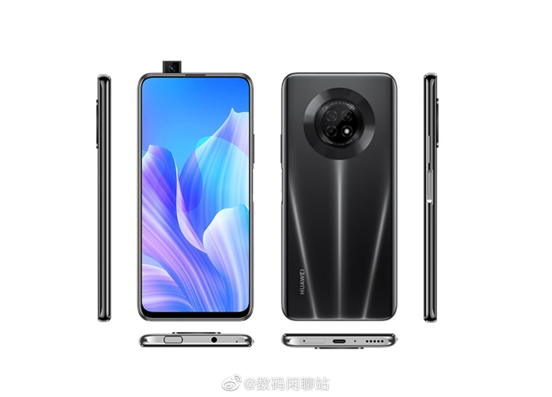 В сеть слили характеристики, цены и дату выпуска смартфона Huawei Enjoy 20 Plus (huawei enjoy 20 plus 5g image)