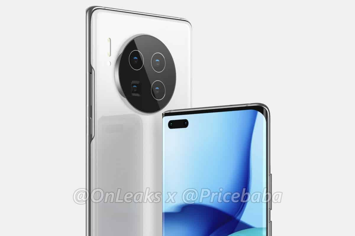 Стоимость Huawei Mate 40 Pro стартует от 860 долларов (huawei mate 40 mate 40 pro 5g leak in full with ginormous cameras more)