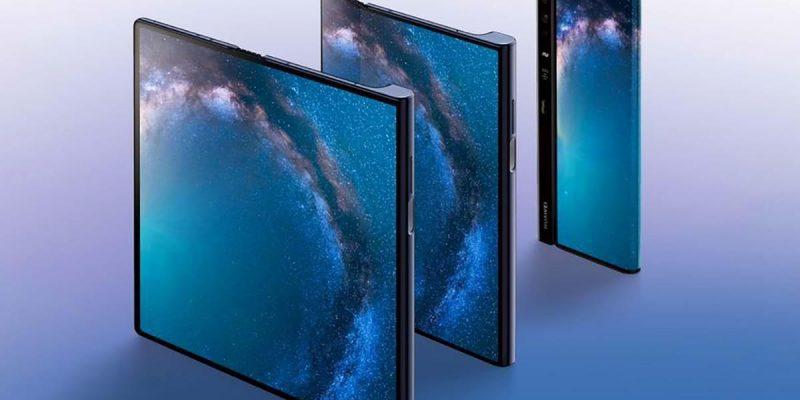 Huawei запатентовала складной смартфон со стилусом и вспомогательным дисплеем (huawei mate x 0 large)