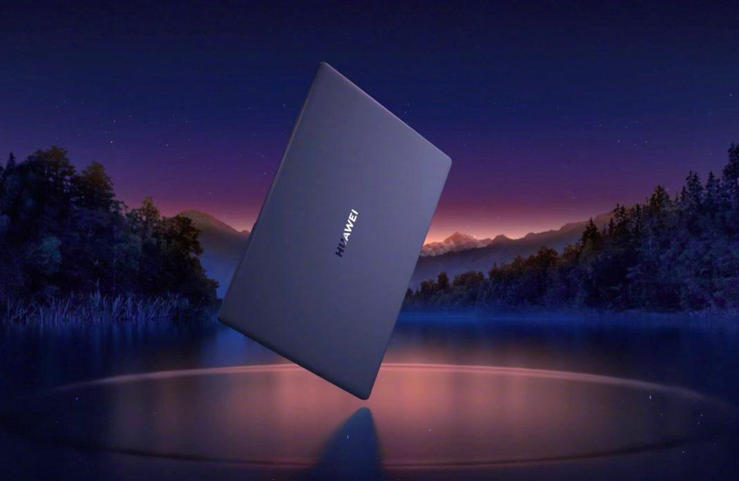 Core i7, 3К-экран и инновационный тачпад. Huawei представила MateBook X 2020 (huawei matebook x 2020 green mountain daisy 1068x696 1)