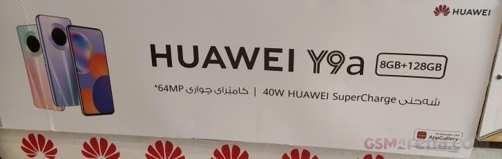 В сеть утекли характеристики смартфона Huawei Y9a (huawei y9a 1)