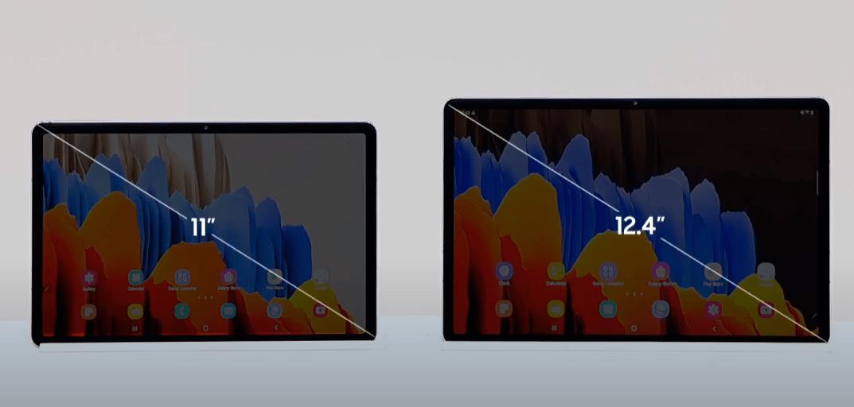 Samsung анонсировал планшеты Galaxy Tab S7 и S7+ (image 1)
