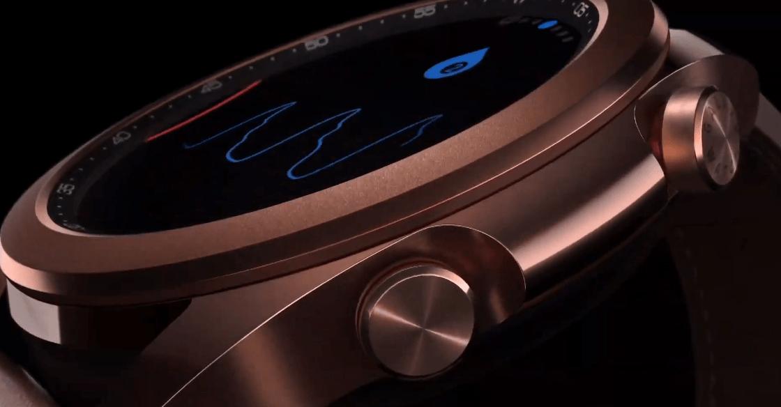 Samsung выпустил новые умные часы Galaxy Watch3 (image 11)