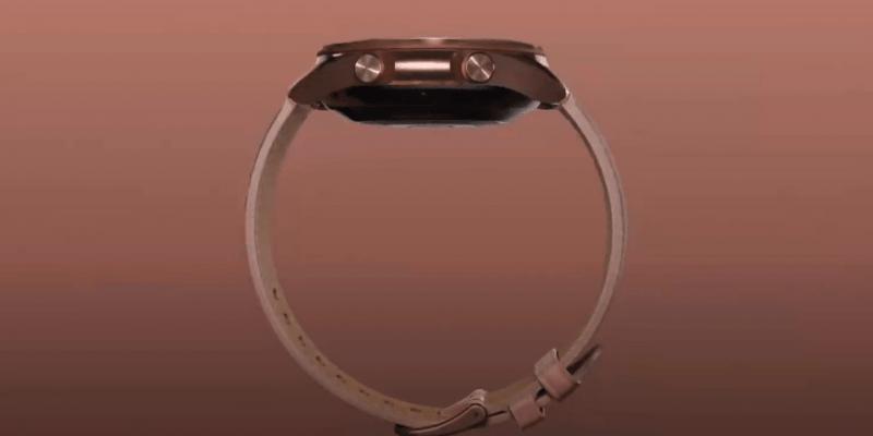 Samsung выпустил новые умные часы Galaxy Watch3 (image 12)