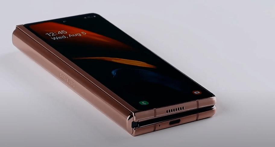 Samsung сделал новый складной смартфон Galaxy Z Fold2 (image 21)