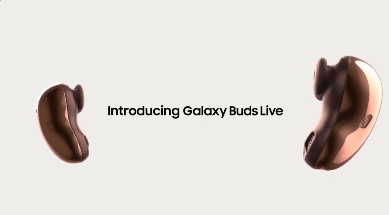 Samsung выпустил новые наушники-бобы Galaxy Buds Live (image 32)