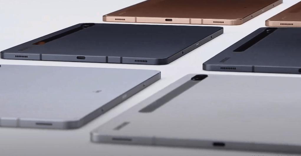 Samsung анонсировал планшеты Galaxy Tab S7 и S7+ (image 4)