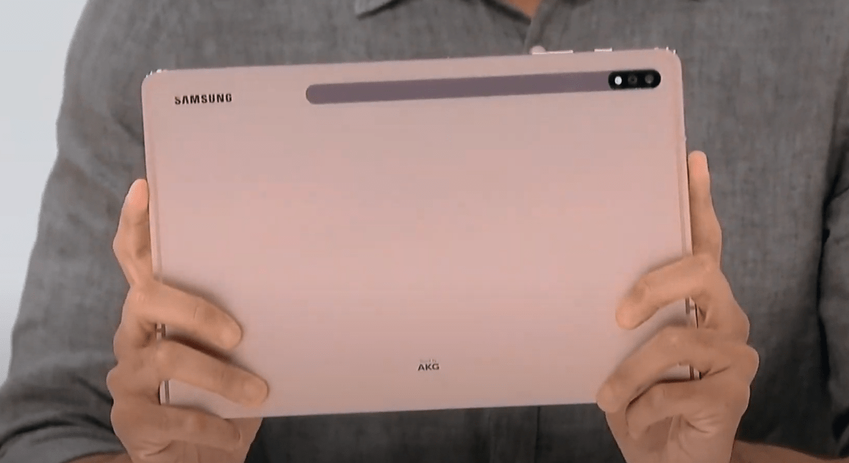 Samsung анонсировал планшеты Galaxy Tab S7 и S7+ (image 5)