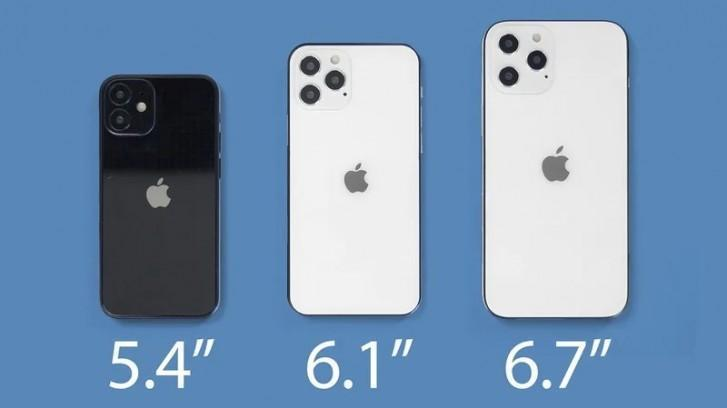 Apple перенесла старт продаж iPhone 12 (iphone 12)