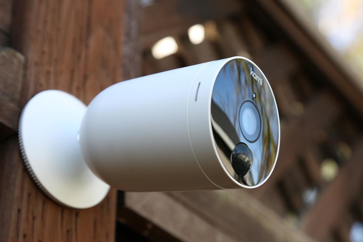 Камеры видеонаблюдения YI Technology: умные технологии для безопасности близких (kami fence 100833387 large)