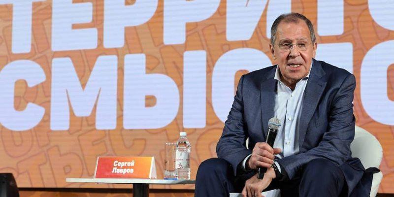 Сергей Лавров: Россия готова сотрудничать с Huawei в сфере освоения 5G (kmo 177546 00014 1 t218 211426)