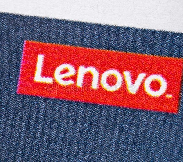 Lenovo выпустила 39,7-дюймовый монитор ThinkVision P40W с поддержкой Intel AMT (lenovo company logo london uk december th close up lenovo logo chinese multinational technology company pictured 168761599)