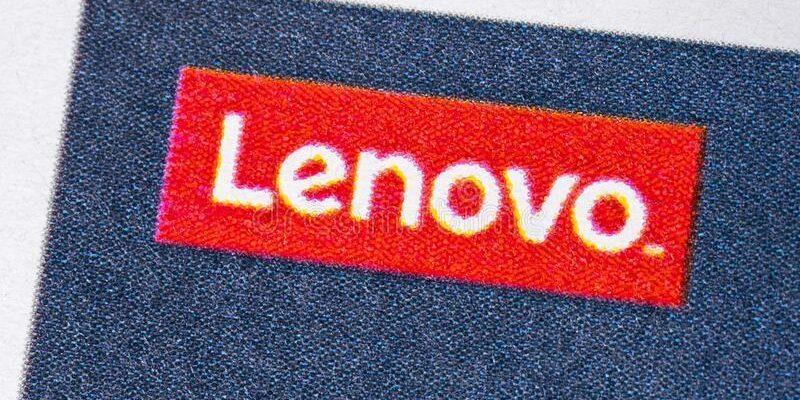 Lenovo и HP захватили почти 50% рынка ноутбуков во втором квартале 2020 года (lenovo company logo london uk december th close up lenovo logo chinese multinational technology company pictured 168761599)
