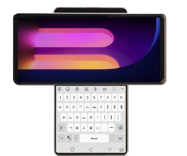Новый смартфон LG, с двойным поворотным экраном, показали в действии (lg dual screen)