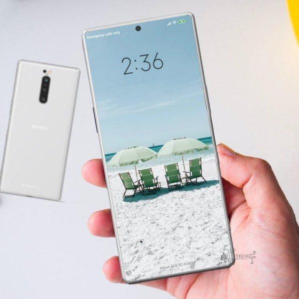 В сеть утекли фотографии смартфона Sony Xperia 5 II (maxresdefault 26)