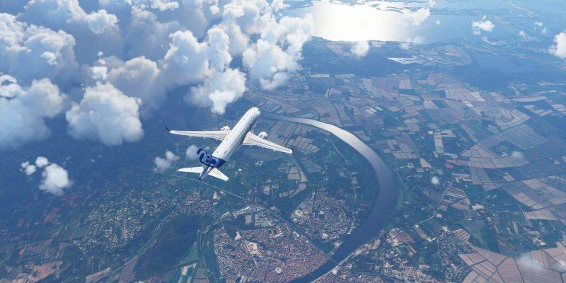 Microsoft и S7 Airlines проведут первый онлайн-рейс (microsoft flight simulator 2020 jul 2)